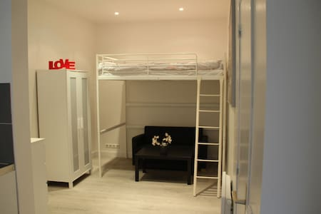 STUDIO 4 BEDS CENTER PARIS