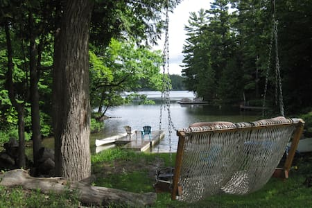Portage House on Silver Lake - Port Carling - Haus
