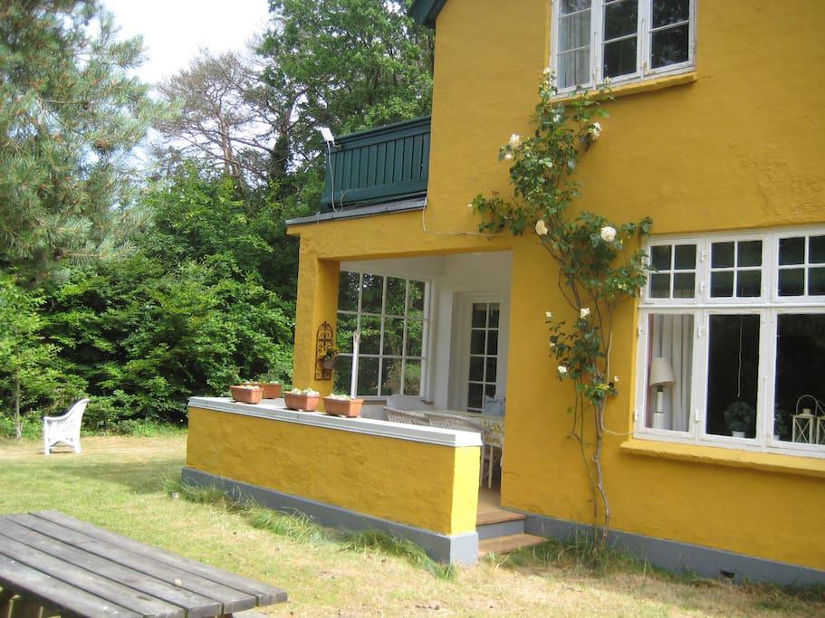 Romantic Summer House in Tisvildele