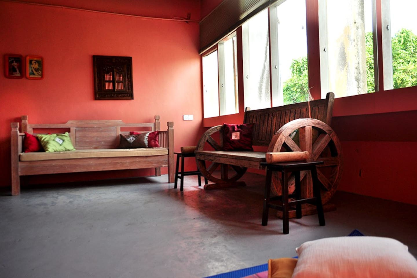 The Nook Guesthouse, city homestay