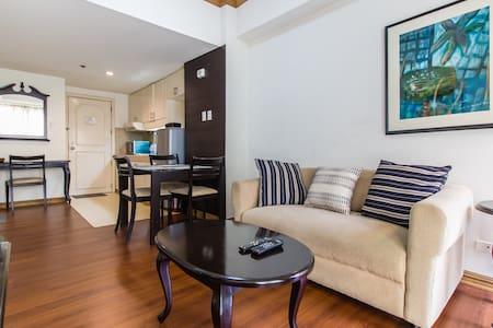 Cozy apartment in Makati CBD - Makati