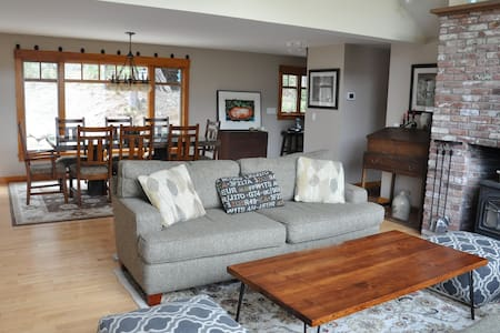 Family-Friendly with Great Views - Jackson - Casa