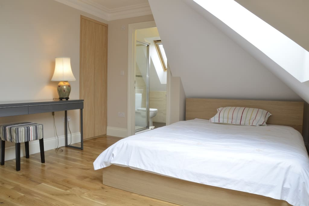 London house with en-suite rooms 2