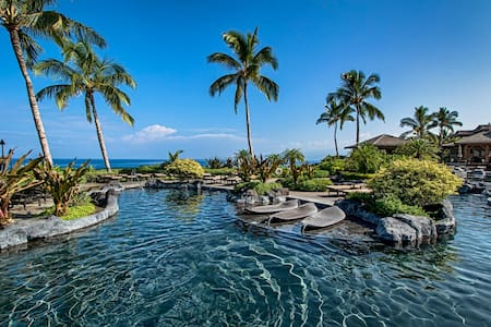 Newer Luxury Townhouse - Exceptional Value - Waikoloa Village - Byhus