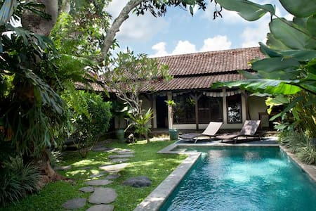 Photographer home in heart of Bali2 - Bed & Breakfast