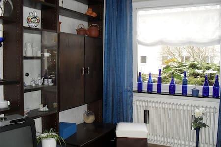"mein ""drittes""  Zimmer - Hannover - Appartamento"