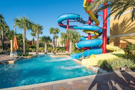 Resort TH Great 4 Kids of All Ages