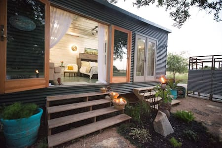 Highland Lakes Ranch Retreat - Marble Falls - Vendégház