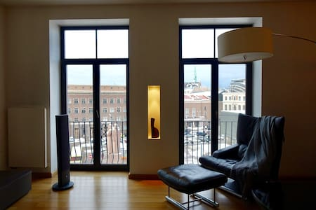 Apartment with beautiful views - Riga - Appartement