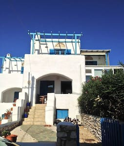 Villa Florida - Aspro Chorio - Huis
