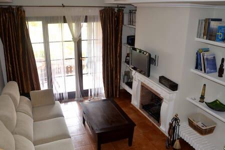 PRECIOSO BUNGALOW FRENTE AL MAR (Explot. hotelera) - San Fernando - House