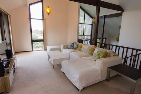 Enormous bedroom with a walk-in-robe, ensuite bathroom, in a spacious 3 storey house, situated just minutes walk from The Austin Hospital, Mercy Womens and Maternity, Warringal Hospital, Olivia Newton.