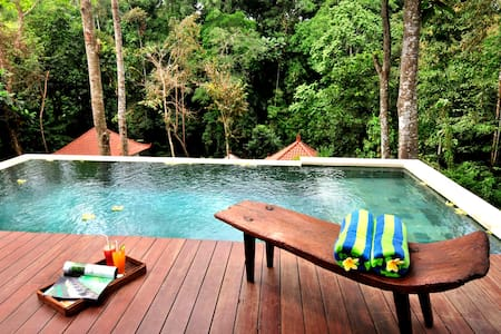 Amazing eco-surroundings villa 1 - Kediri - Villa