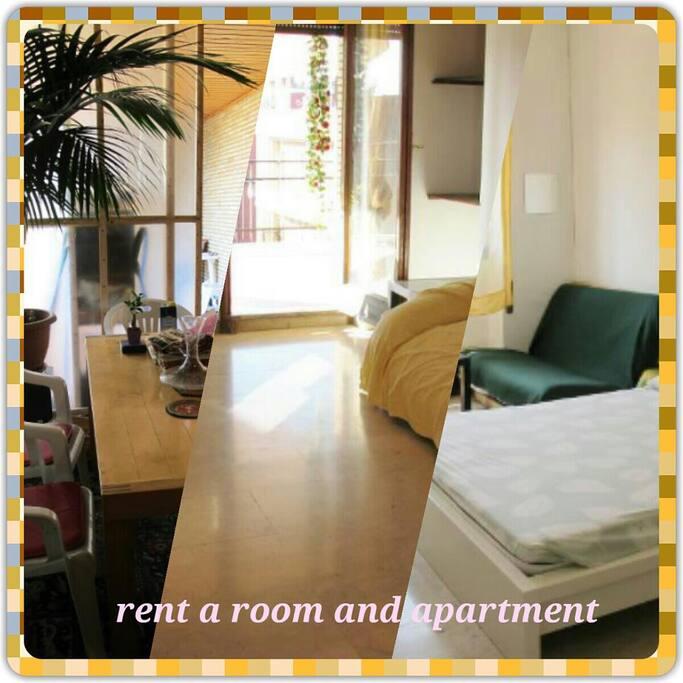 ryokan rent a room in montemario