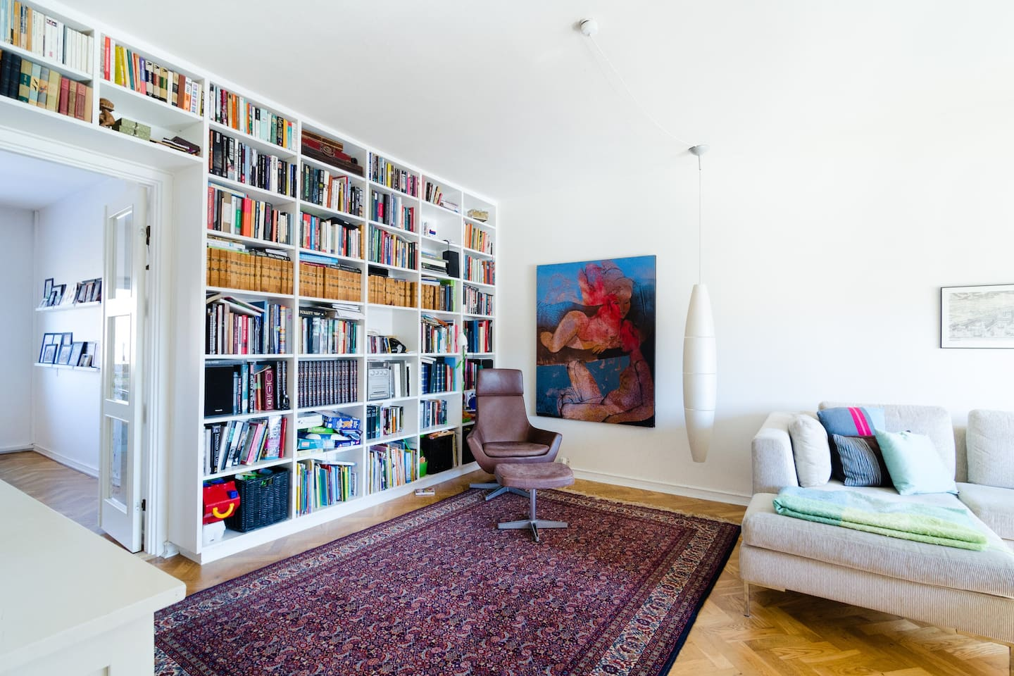 Charming Townhouse near Copenhagen