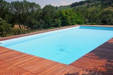 Villa parc privée + piscine privée - Penne