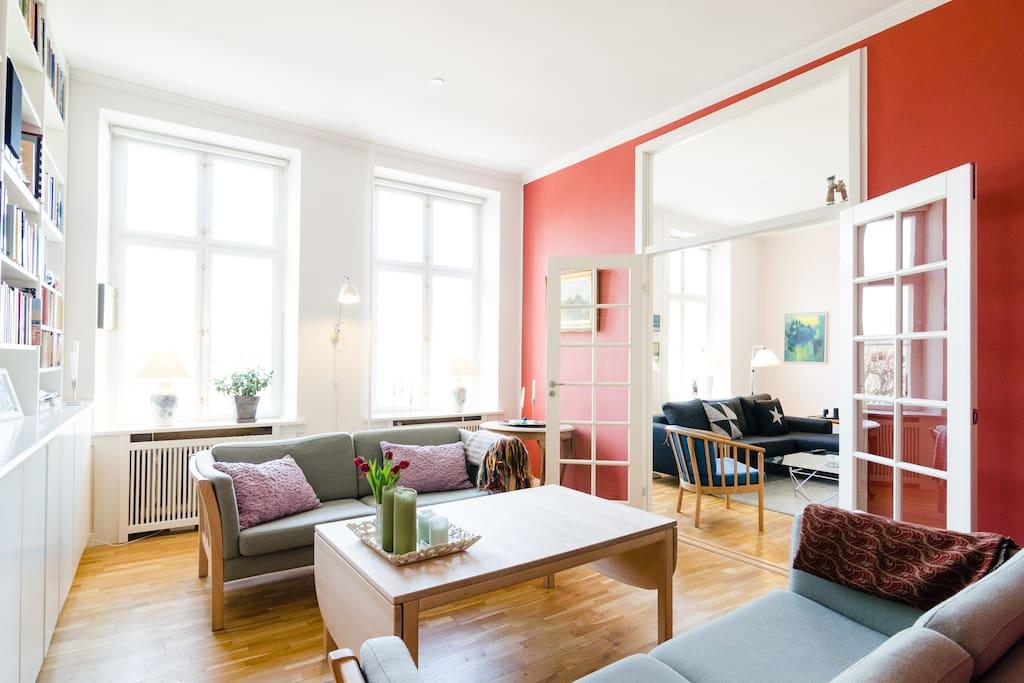 Bourgeoiseapartment Copenhagen City