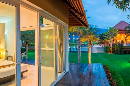 Deluxe Villa with a great view of Khao Yai - Villa
