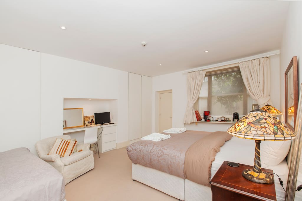Independent Room Central London