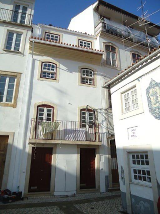 Vista Casa do Exterior