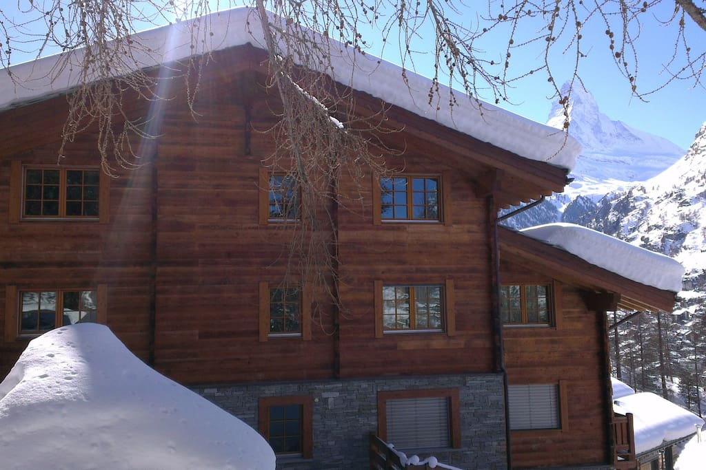 Zermatt - Zem Waldhüs apartment