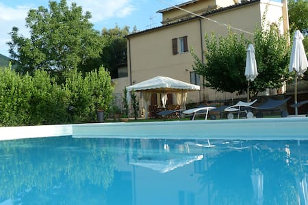 COUNTRY HOUSE WITH PRIVATE POOL - Portaria