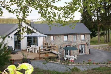Holiday home Myosotis Royal Blue - Vaux-sur-Sûre - Apartment