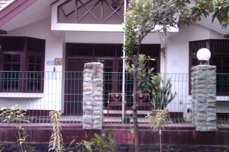 2 Air-conditioned Rooms For Rent - Depok