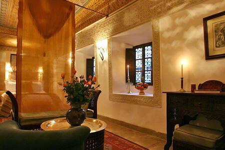 Riad dar mouassine/suite Cardamone - Marrakesh - Bed & Breakfast