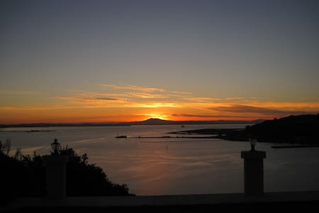 Bay views minutes from Napa and SF - Vallejo - Bed & Breakfast