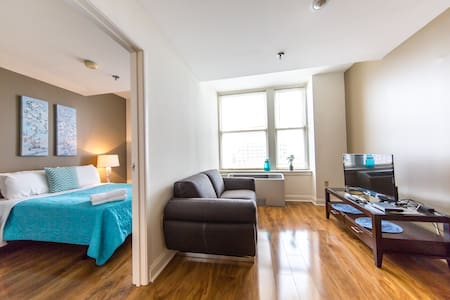 One Bedroom Apt in the Very Center of Memphis - Apartmen