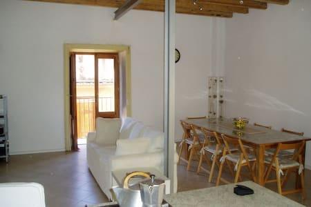 A true Sicilian house with garden. - Caccamo - Bed & Breakfast