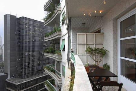 Best view at downtown São Paulo - São Paulo - Apartment