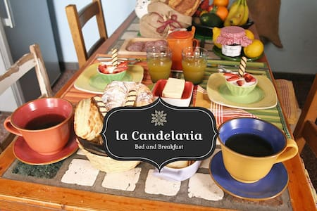 Bed and Breakfast La Candelaria - Bed & Breakfast