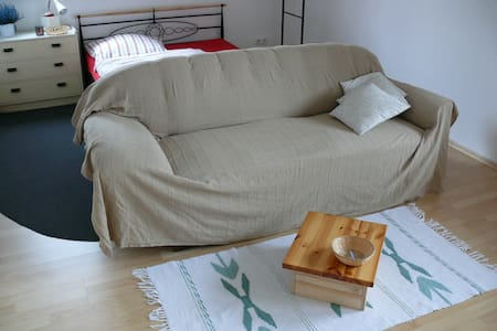 Sunny room near the university - Göttingen - Apartment