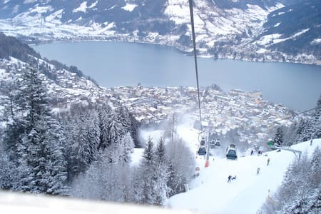 Central Zell apartment (sleeps 6) - Zell am See