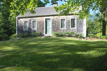 Historic Cape near Belfast, Maine - Casa
