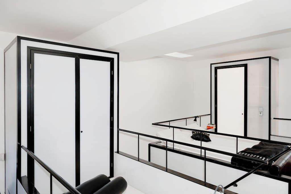Uber-cool award winning loft-style