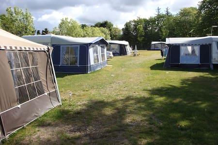 Camping space on Sundsø Camping - Camper