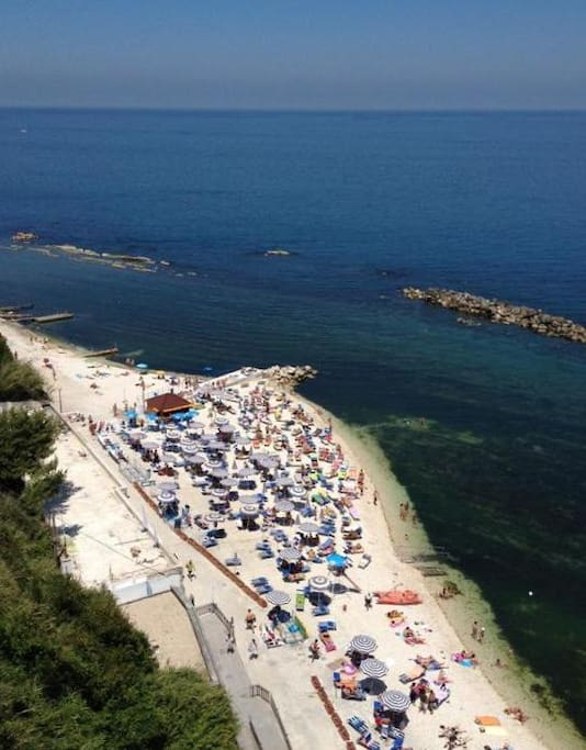 Spiaggia del Passetto