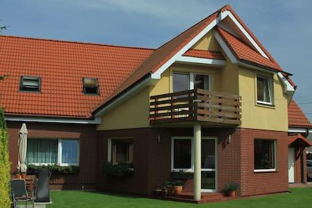 Apartament w Domu Atalia w Łebie - House
