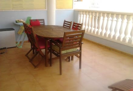 Apartment in Moncofar Beach, quiet  - Grao de Moncofa