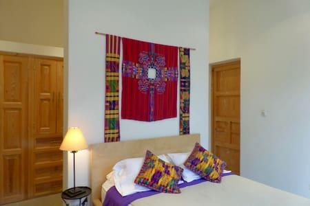Centro, Stylish, Modern Maya Room, Great Location! - San Miguel de Allende - House