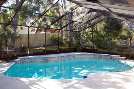 Clearwater Area 3BD, 2.5B Pool Home - Safety Harbor - House