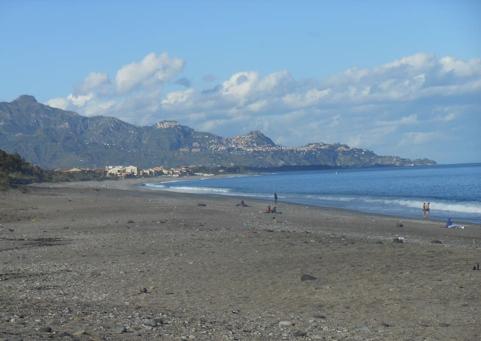 Holidays in Sicily: Etna and sea