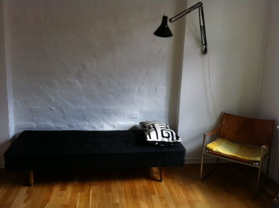 Bright feelgood apartment/2-4 pers.