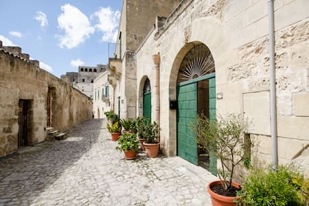 Loft in Sassi - Cathedral area - Matera - Apartment
