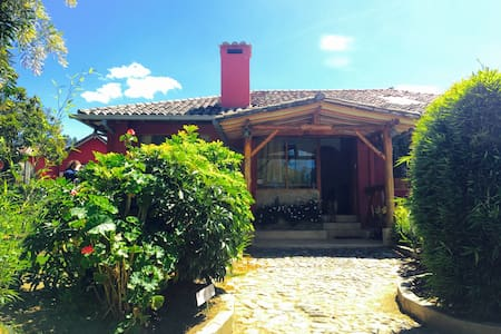 #1 room Cayambes charming cottage - Bed & Breakfast
