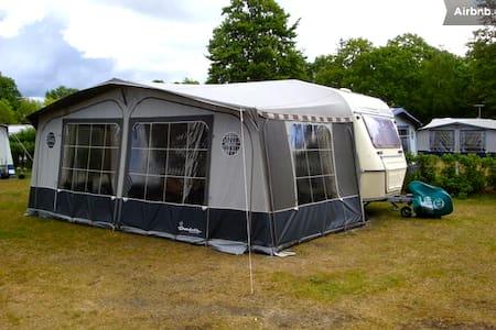 Camper 4 - Sunds Sø Camping - Camper