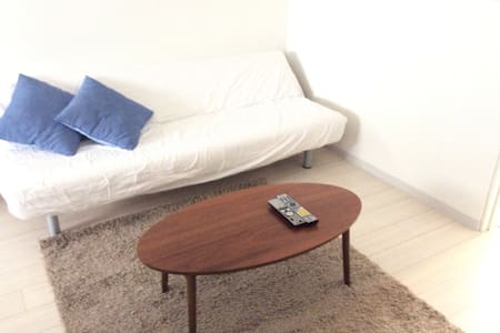 Renovate this Aug,up to 4【2min from subway st】Wifi - Appartamento